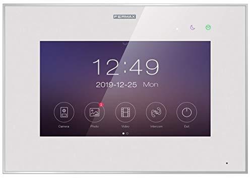 """Monitor WAY-FI de 7"""" a color con pantalla IPS táctil"""
